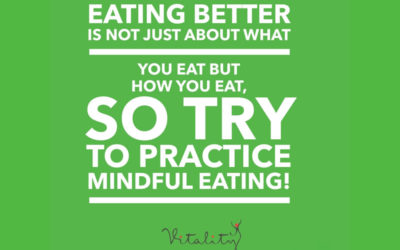 MINDFUL EATING AND BEING IN THE PRESENT THROUGHOUT YOUR DAY